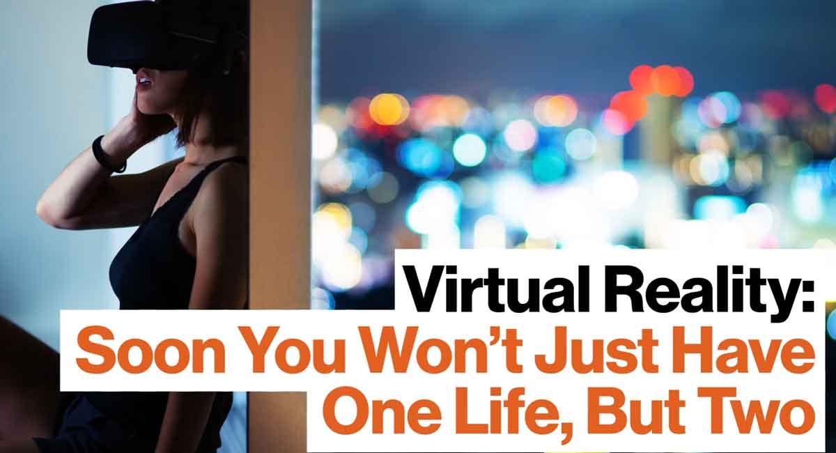 Wired-Mitgründer: VR-Unternehmen werden die größten Datenkraken