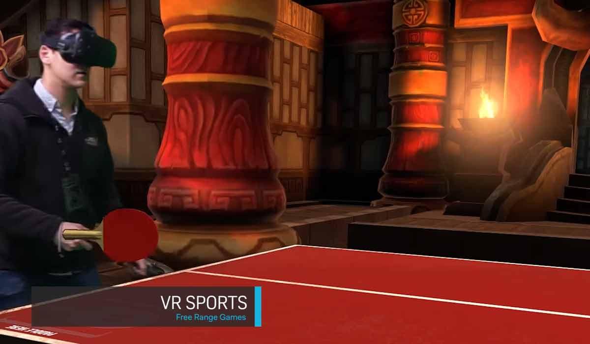HTC Vive: VR-Sports und mehr von den Vive Studios