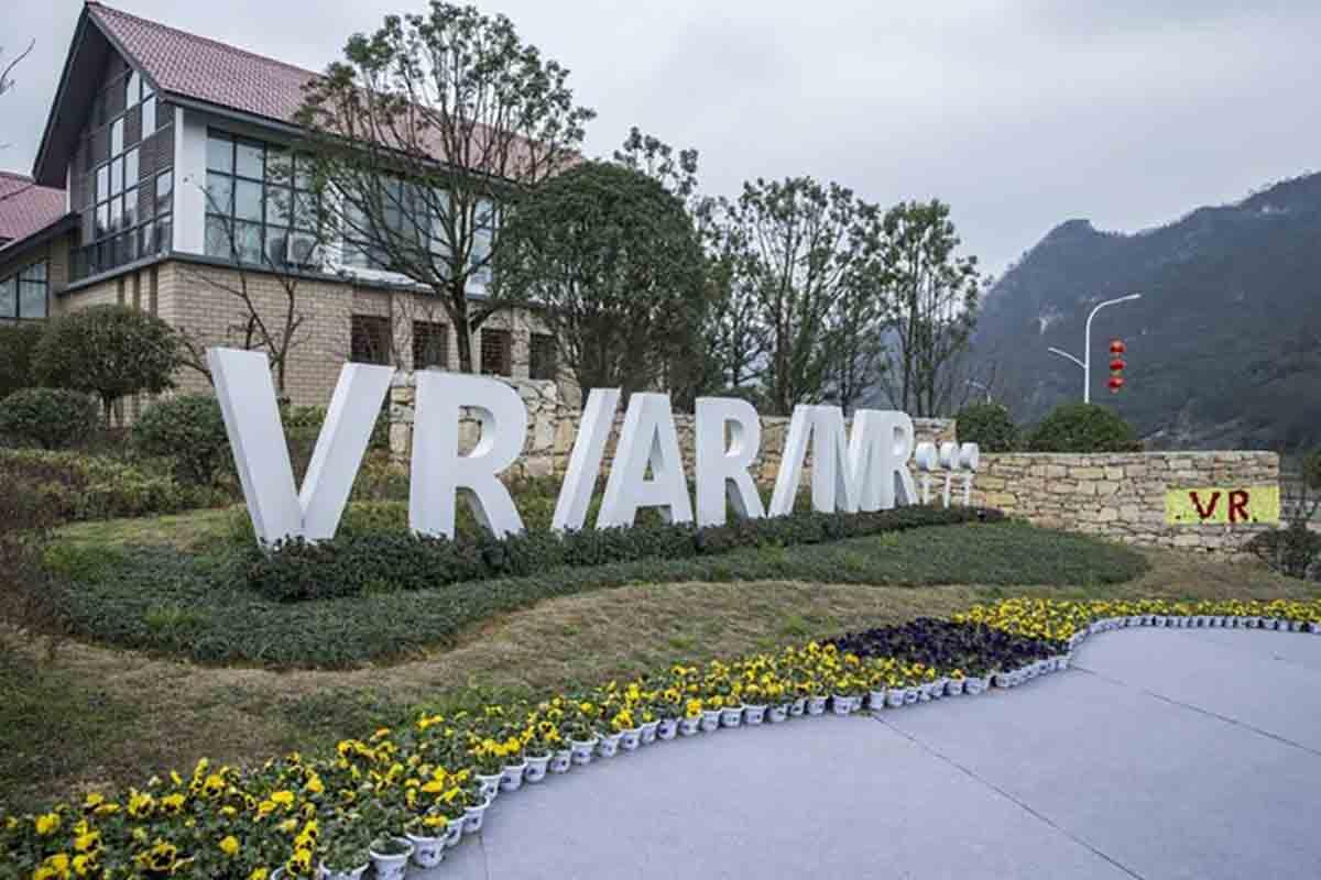 China investiert kräftig in Virtual Reality und stampft eine Stadt aus dem Boden, in der 50 VR-Unternehmen untergebracht werden sollen.