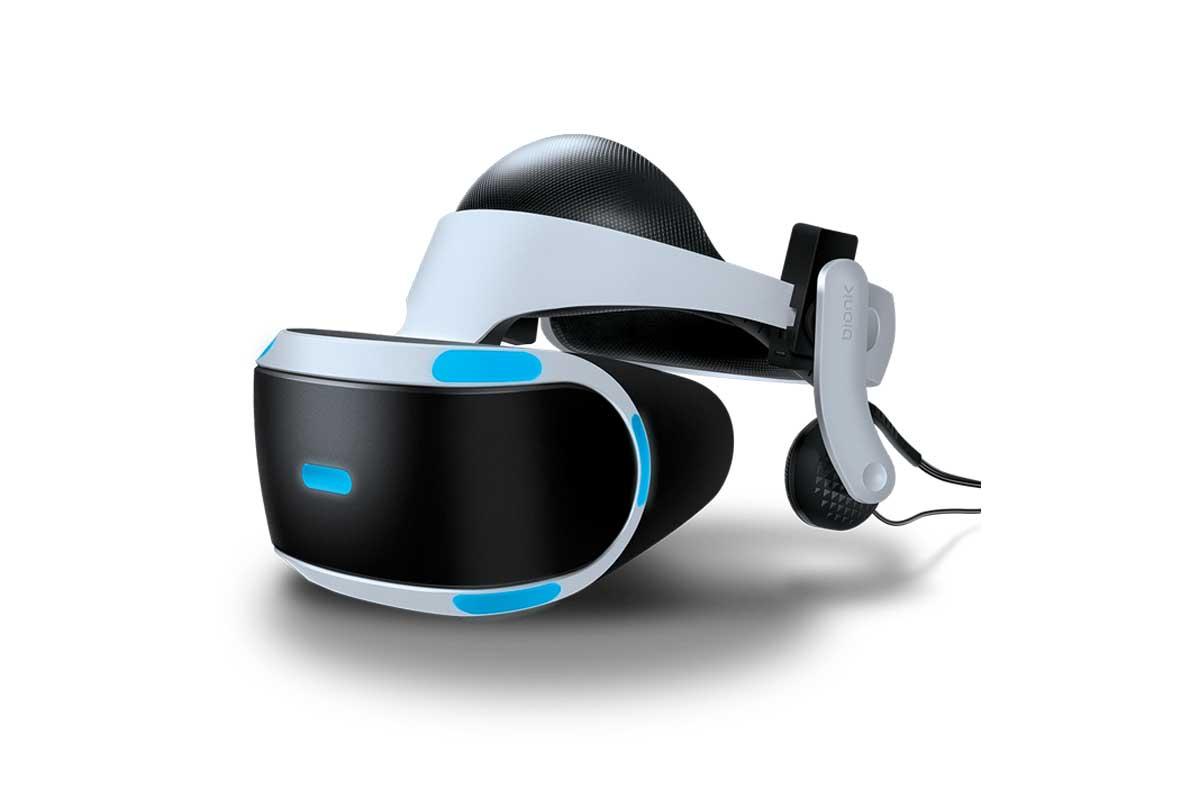 Playstation VR: Ansteckbare Kopfhörer sorgen für mehr Komfort