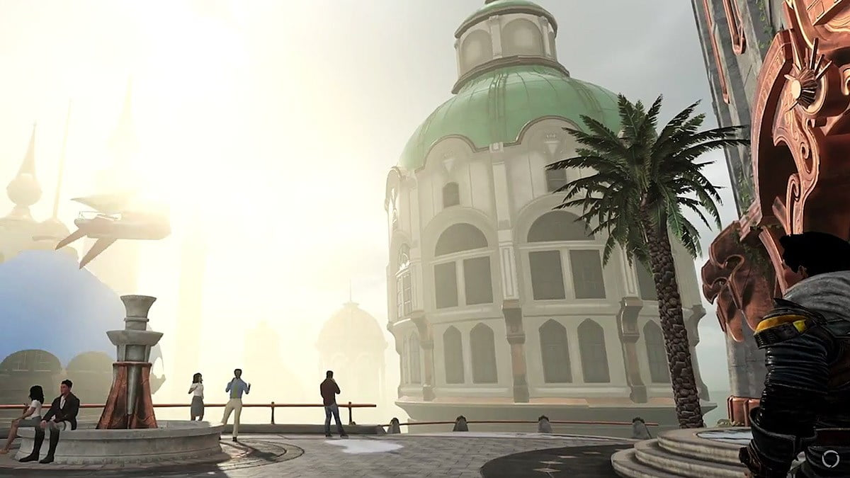 Sansar von den Second-Life-Entwicklern wird noch wenig genutzt - insbesondere von VR-Fans.