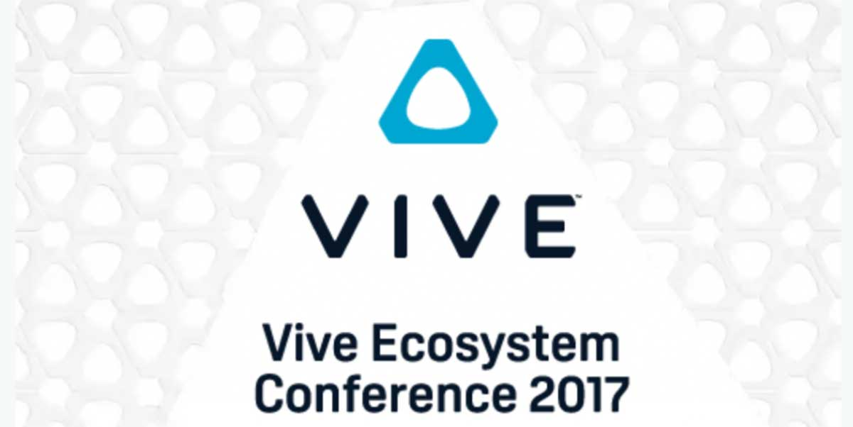 Vive_Ecosystem_Conference