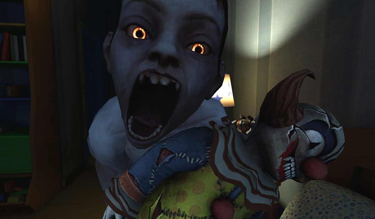 """Bei """"Face your Fears"""" durchlebt man die schlimmsten Albträume der Kindheit erneut. Nur bleibt es diesmal nicht beim Kopfkino."""