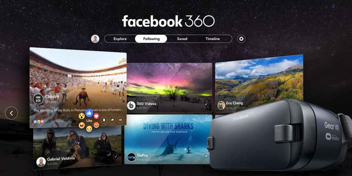 """Mit """"Facebook 360"""" wagt sich das soziale Netzwerk erstmals mit einer App auf den Markt, die unter der eigenen Marke erscheint."""
