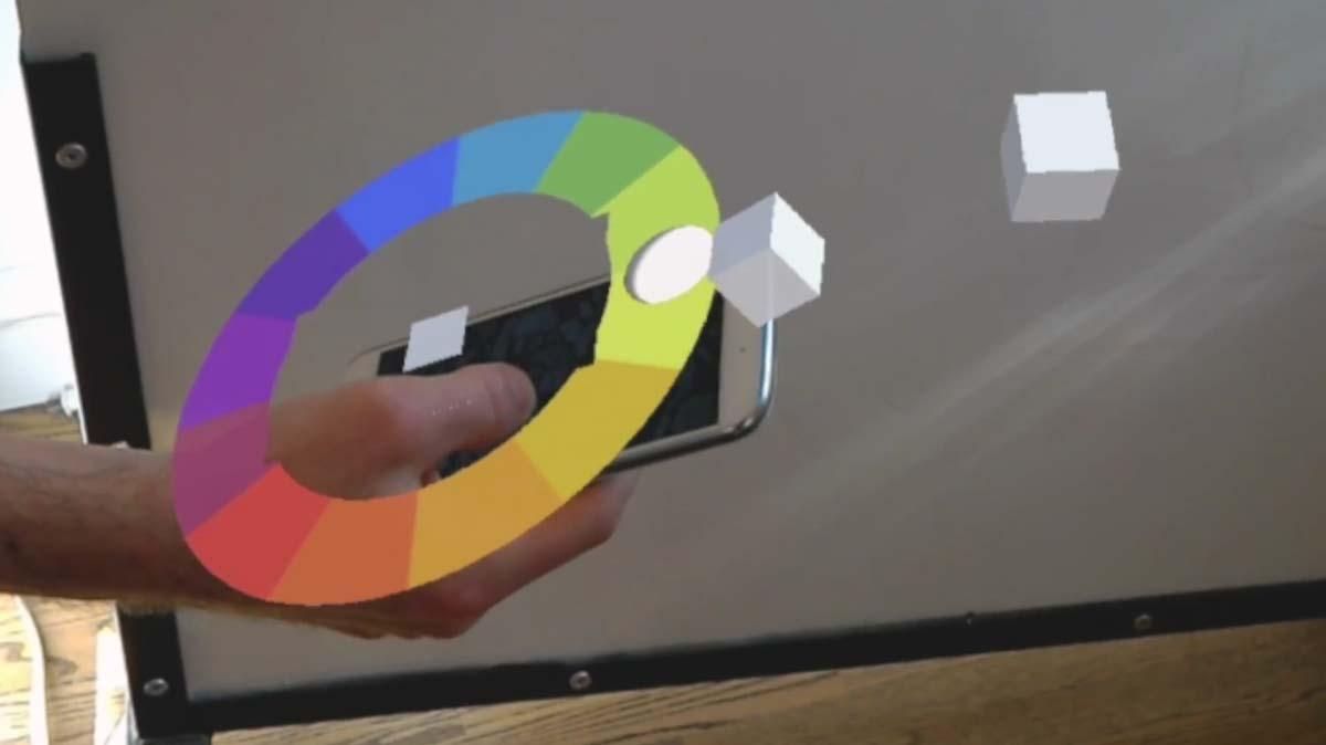 Hololens: Smartphone wird zum 3D-Controller für Microsofts AR-Brille