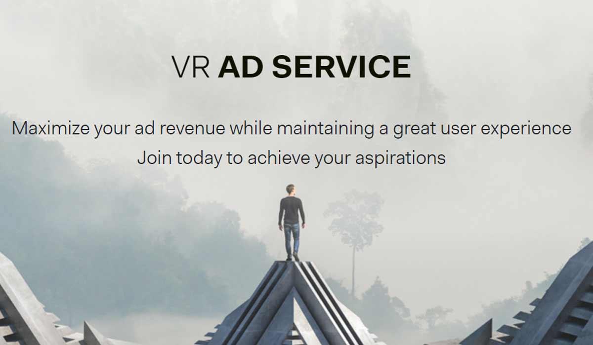 Es passiert das, was ohnehin unvermeidlich war: Der erste Virtual-Reality-Werbeservice startet und wertet die Bewegungsdaten des Nutzers aus.