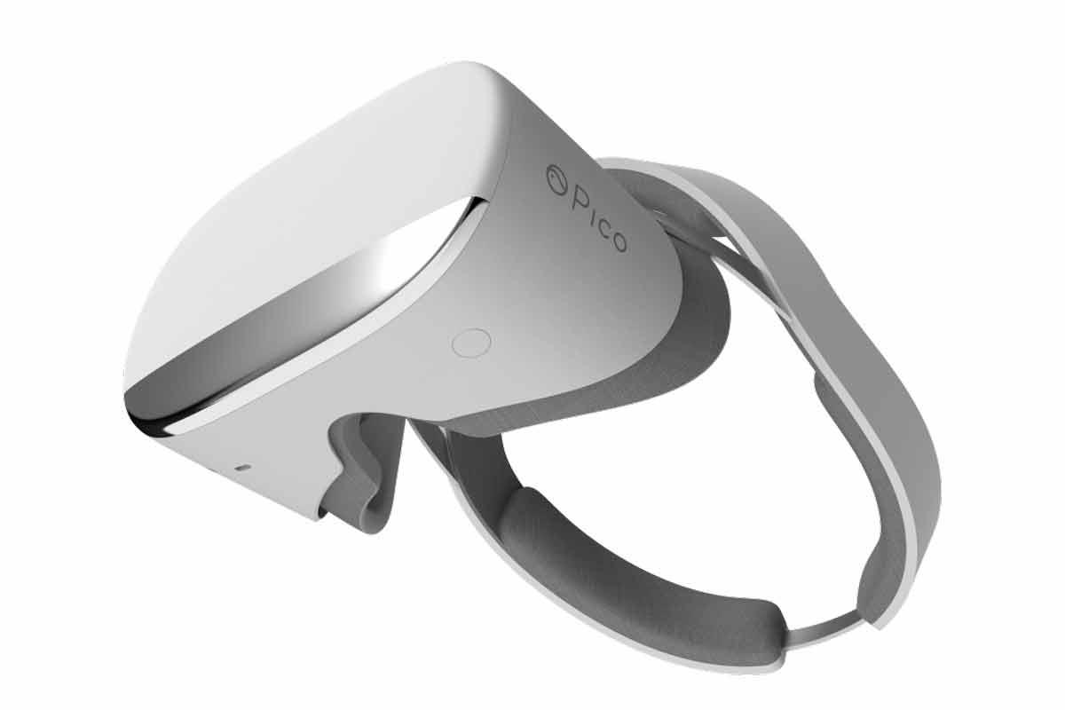Gegenüber dem Vorgänger ist Pico Neo CV ein deutlicher Fortschritt. Die VR-Brille soll Raumerfassung ohne externe Sensoren bieten.