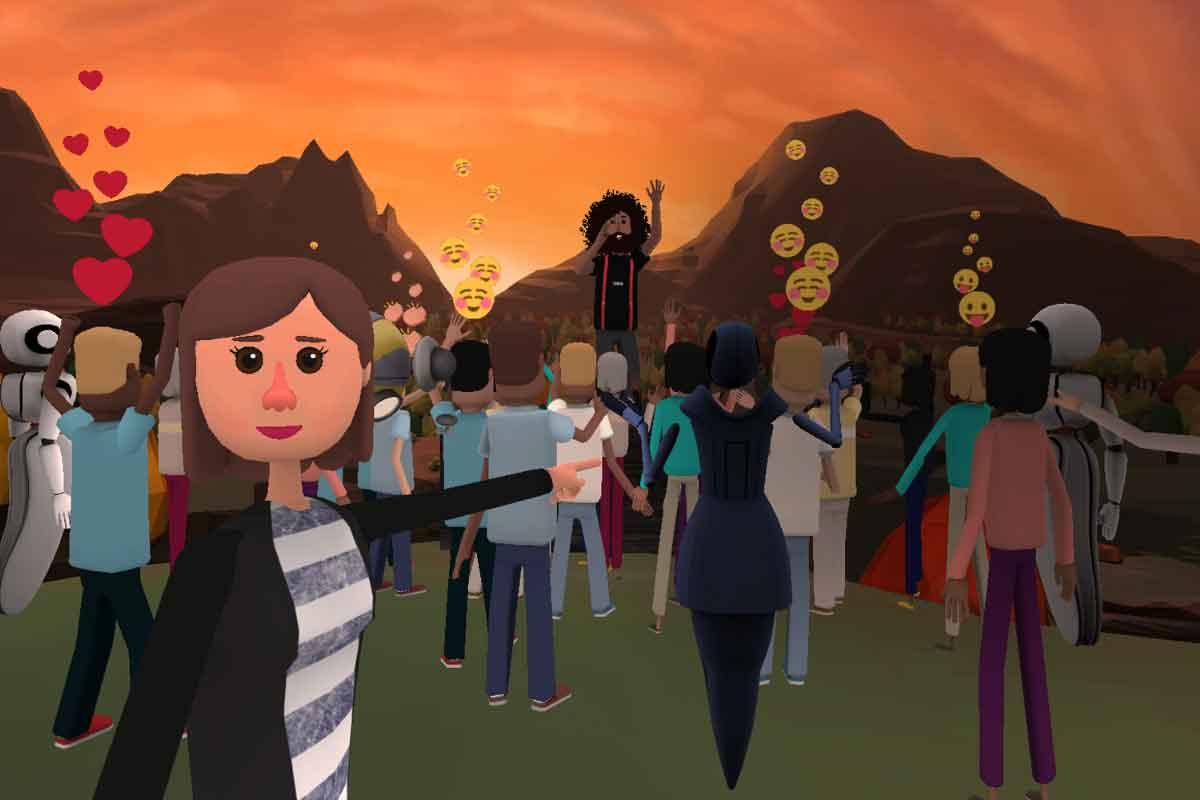 Nach der Pleite im Juli gibt die Social-App AltspaceVR bekannt, dass sie weiterlebt. Oculus-Gründer Palmer Luckey könnte der Retter sein.