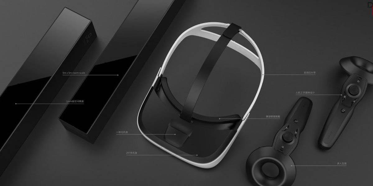 Konkurrenz für Oculus Rift und HTC Vive: DPVR E3 launcht für Steam