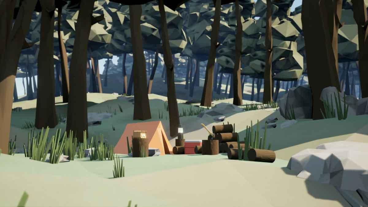 """Virtual Reality: Forstwirtschaft außer Kontrolle - """"Forestry"""" ausprobiert"""