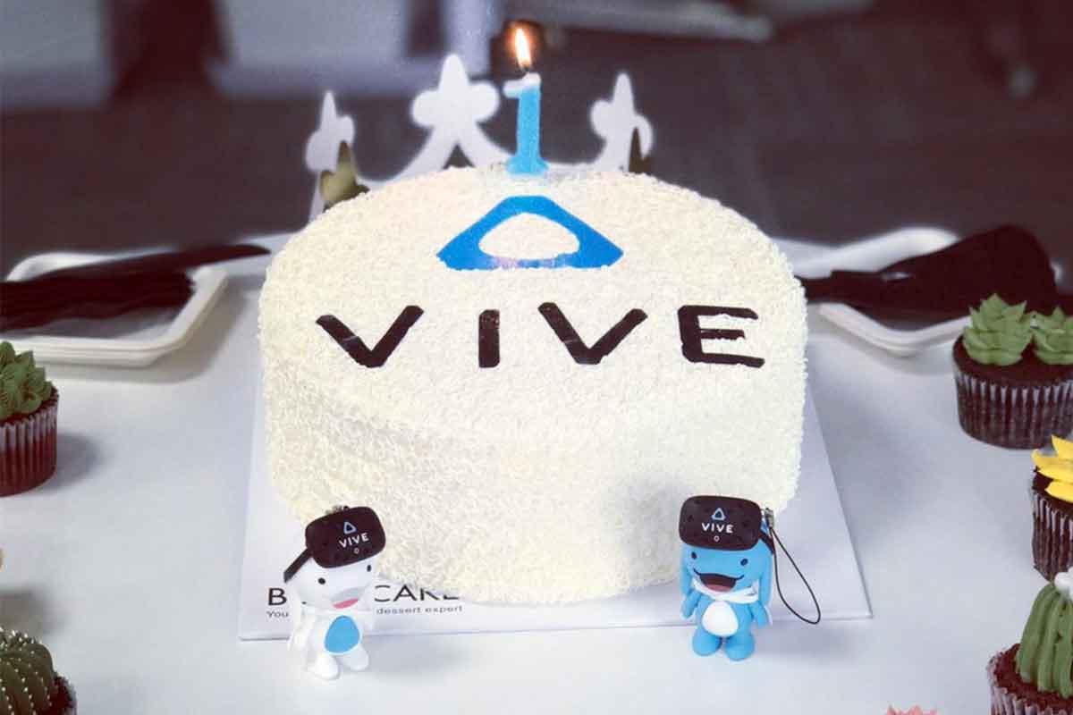 HTC Vive feiert heute seinen ersten Geburtstag. Wie sehen Entwickler die VR-Brille und den Wachstum des Marktes im vergangenen Jahr?