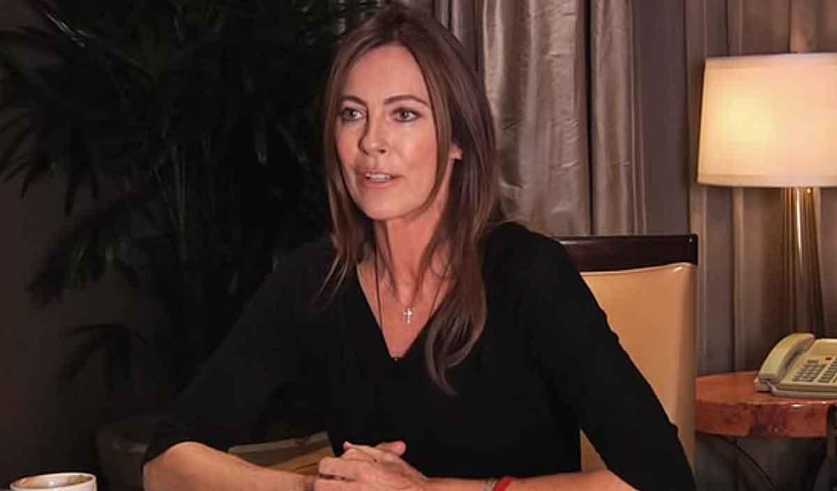 """Kathryn Bigelow, die Regisseurin von """"The Hurt Locker"""" und """"Zero Dark Thirty"""", zeigte auf dem Tribeca Film Festival ihren ersten 360-Grad-Film."""