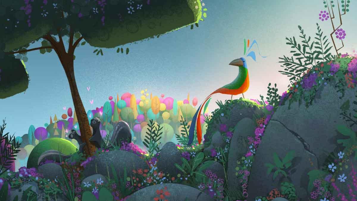 Die Baobab Studios haben sich mit dem Musiker John Legend zusammengetan, um eine indianische Erzählung für die Virtual Reality umzusetzen.
