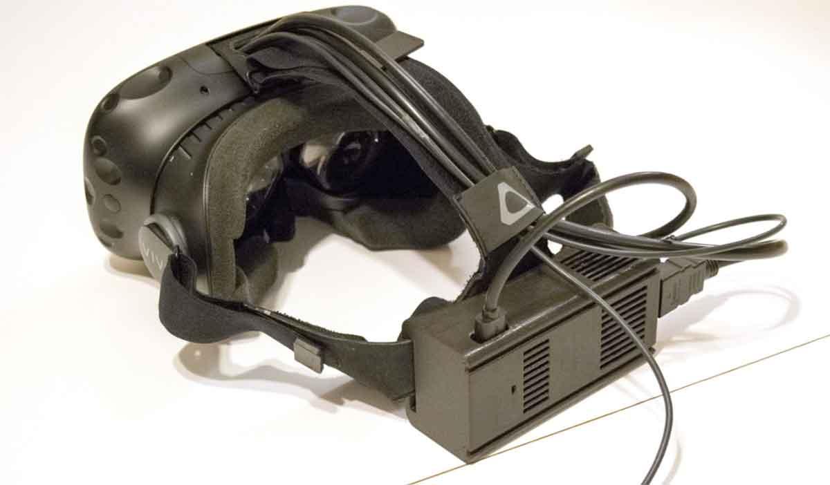 """Wireless-Kit """"Rivvr"""" für HTC Vive und Oculus Rift erscheint vorerst nicht"""