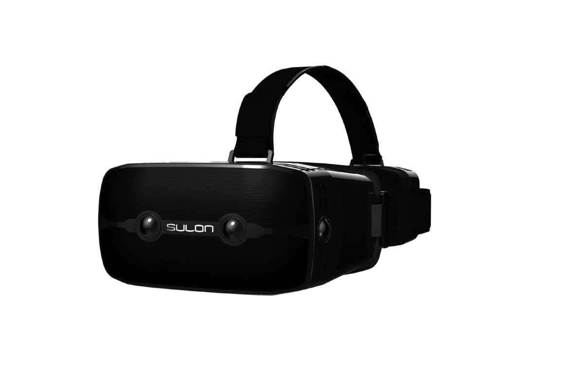 AMD sieht die Zukunft in VR-Brillen, die dank Drahtlostechnologie die Grenzen zwischen stationärer und mobiler Virtual Reality verwischen.