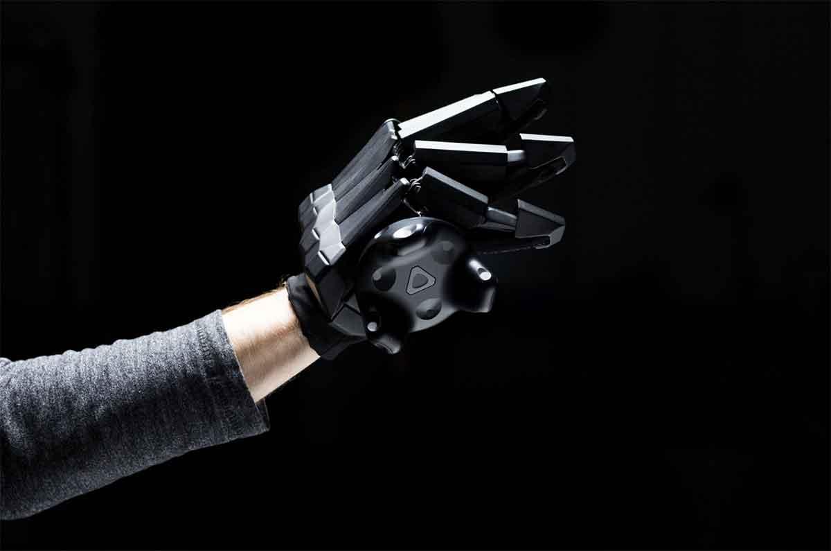 VRGluv: Haptischer Handschuh für Oculus Rift und HTC Vive *Update: Neue Demo*