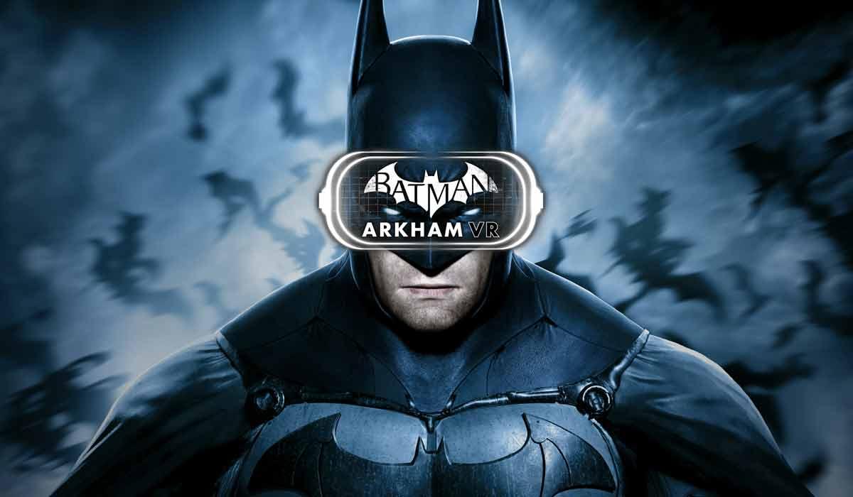 Batman: Arkham VR ist eine der beliebtesten VR-Erfahrungen für Playstation VR. Ab Ende April ist sie für Oculus Rift und HTC Vive erhältlich.