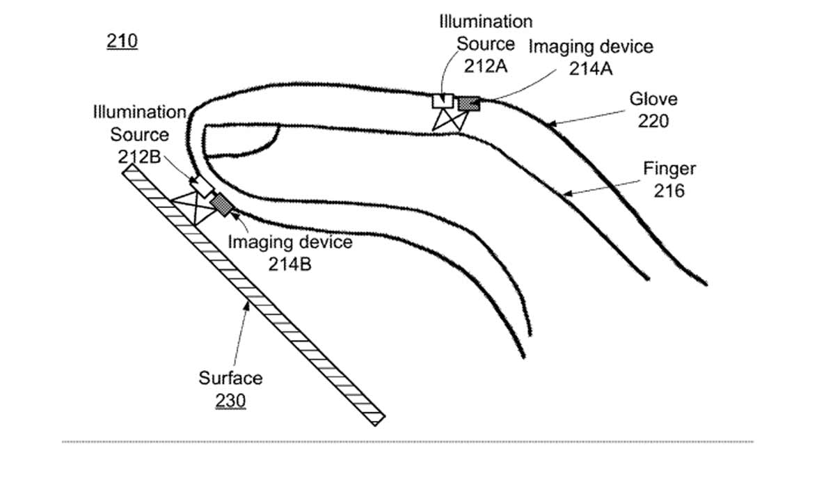 Ein neues Patent beschreibt einen Datenhandschuh, der mit Oculus' aktuellem Trackingsystem kompatibel ist.