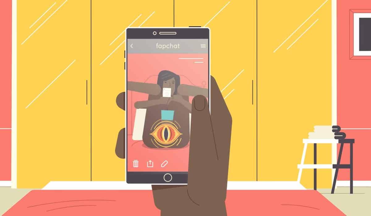 Pornhub wendet das Snapchat-Prinzip für Geschlechtsteile statt Gesichter an und macht Nacktbilder mit Augmented Reality Instagram-tauglich.