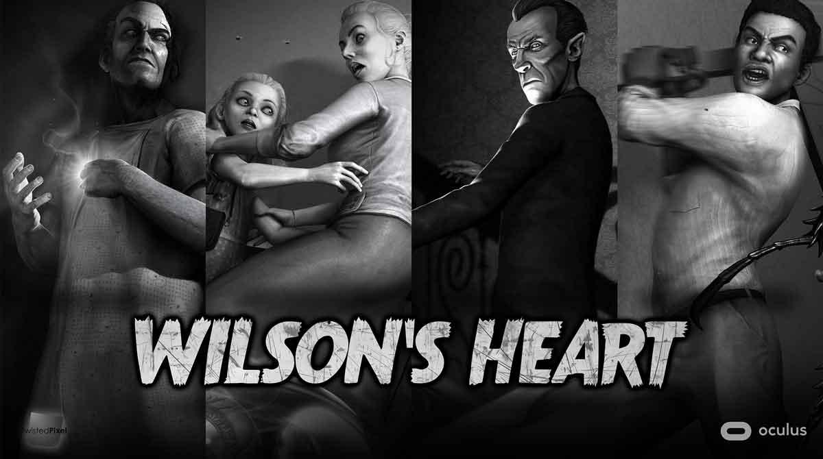 """Die VR-Erfahrung """"Wilson's Heart"""" für Oculus Rift ist kein gutes Videospiel. Aber vielleicht will sie das gar nicht sein."""