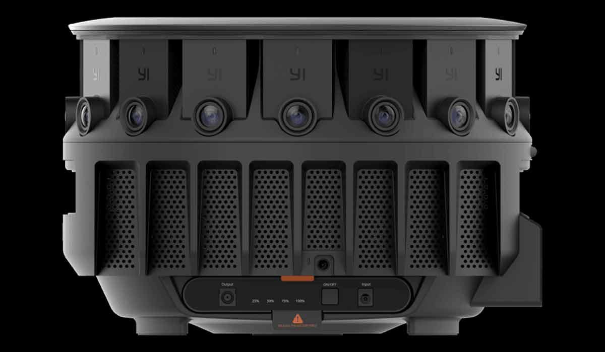 Nach Facebook kündigt auch Google eine neue 360-Grad-Kamera an. Die kann 3D-Aufnahmen mit einer Auflösung von 8K filmen.