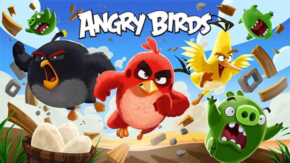 """Ein Entwickler von """"Angry Birds"""" sprach bei einem Vortrag über Gemeinsamkeiten und Unterschiede mobiler Spiele und Virtual Reality."""