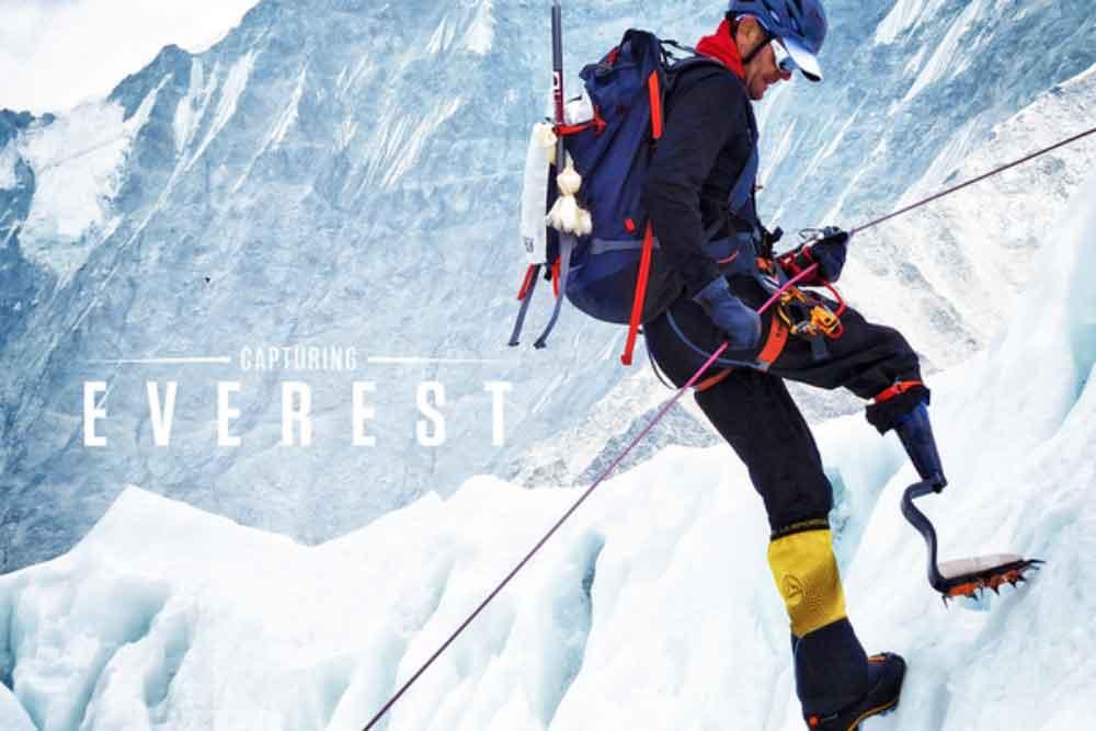 """Besteigung des Everest in 360-Grad: """"Capturing Everest"""" ab sofort erhältlich"""