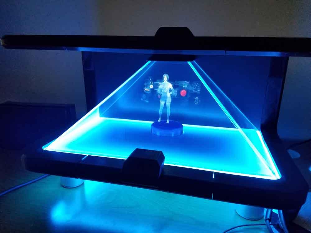 Hologramm Englisch