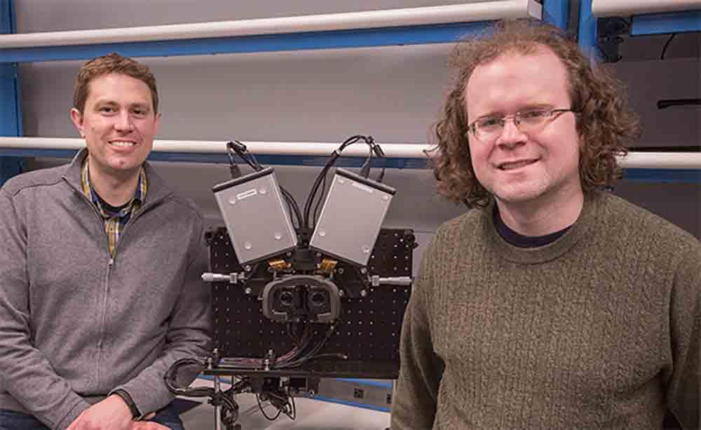 Oculus ' Forschungslabor hat ein Multifokus-Display entwickelt. In einem Blogeintrag geben die Erfinder einen Einblick in ihre Arbeit.