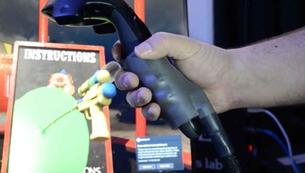 Auf der GTC hat ein Forschungsinstitut eine Technologie für haptisches Feedback vorgestellt, die auf pneumatische Antriebselemente setzt.