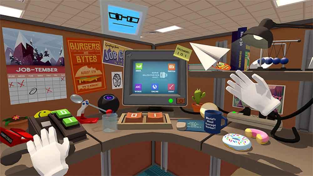 """Google investiert in Virtual Reality und erwirbt Owlchemy Labs, die Schöpfer des äußerst erfolgreichen VR-Satirespiels """"Job Simulator""""."""