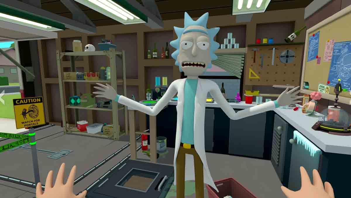 In einem Interview gewähren die Entwickler von Owlchemy Labs und der Serienschöpfer Justin Roiland Einblick in die Entstehung des VR-Spiels.