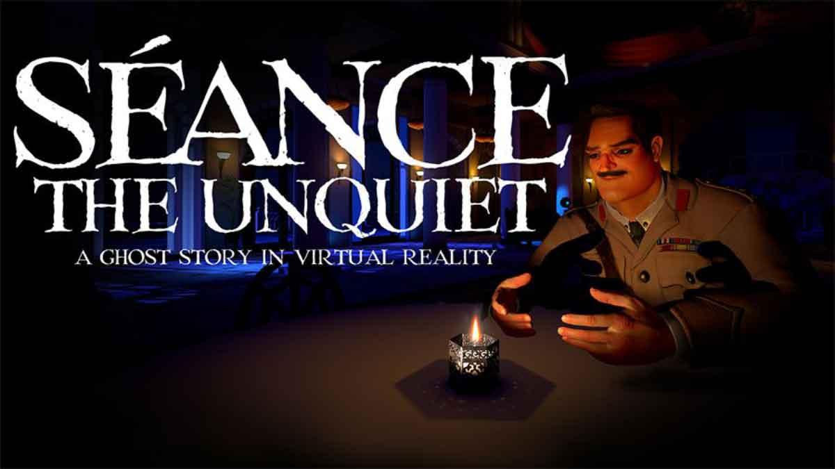 """Mit """"Séance: The Unquiet"""" möchte Holospark beweisen, dass VR-Filme ebenso packend sein können wie ein Kinofilm."""