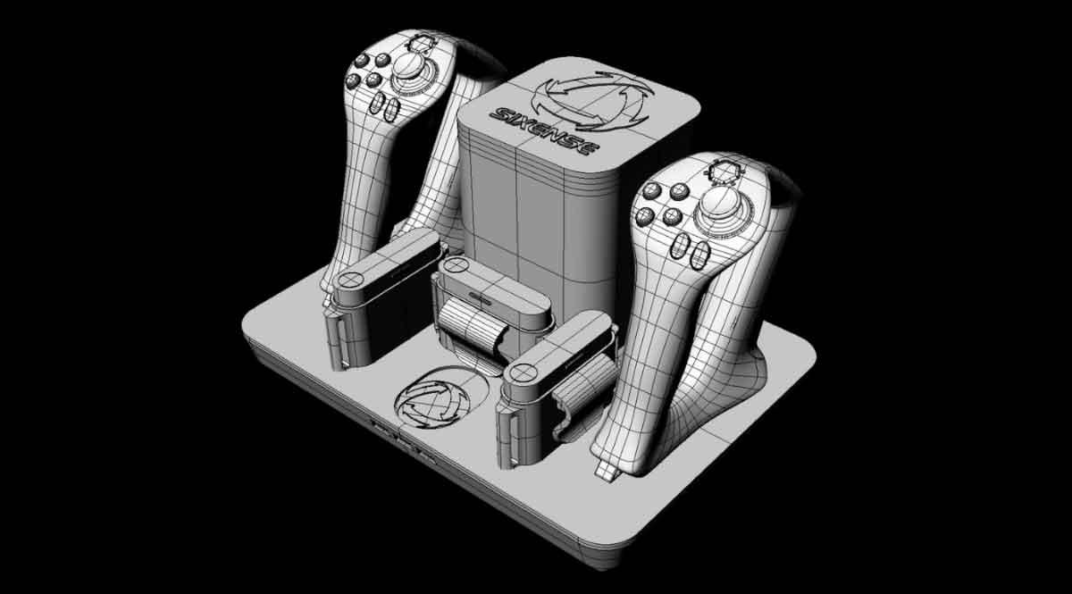 Die 3D-Controller sollten bereits 2014 auf dem Markt erscheinen. Ein Artikel rollt die schwierige Entwicklungsgeschichte auf.
