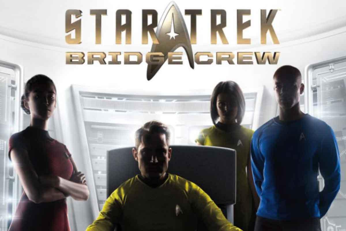 """Virtual Reality: Im Weltall ist man nicht allein – """"Star Trek: Bridge Crew"""" im Test"""