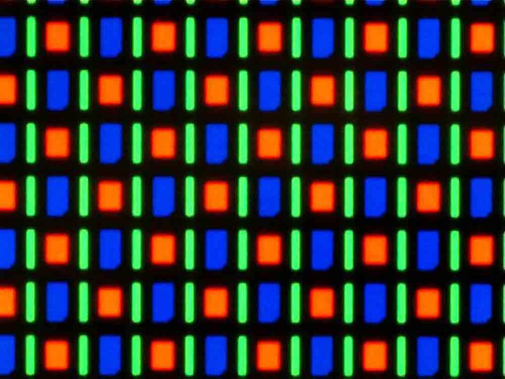 Zwei US-Forscher arbeiten an einer Technologie, mit deren Hilfe die Auflösung heutiger Bildschirme verdreifacht werden könnte.