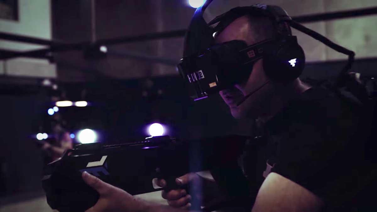 Zero Latency eröffnet die ersten VR-Arcades in den Vereinigten Staaten. Ein US-Journalist besuchte eine der ersten Hallen und ist begeistert.