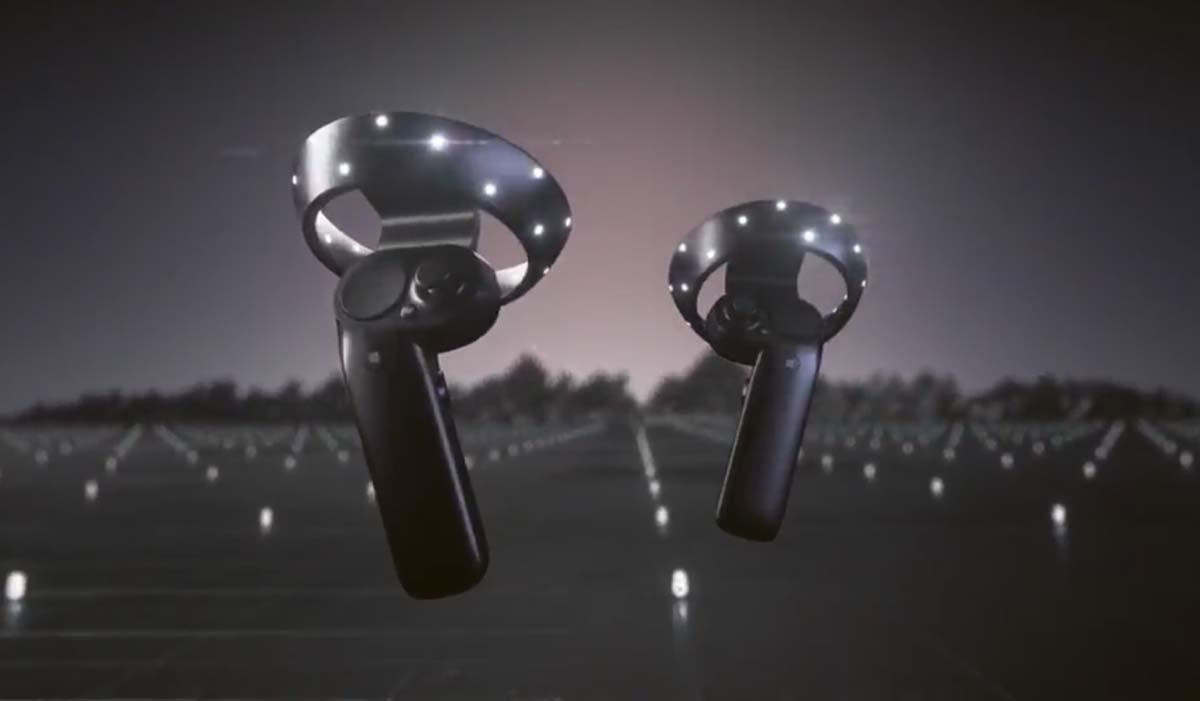 Auf der Build Entwicklerkonferenz füllt Microsoft die bisherige Lücke in der Mixed-Reality-Strategie und stellt einen 3D-Controller vor.