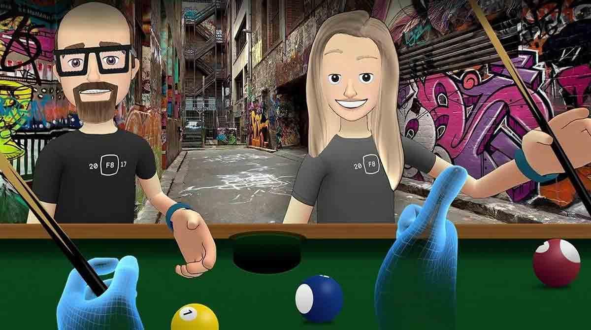 Die Webseite Slate plant eine Virtual-Reality-Talkshow mit Promis, die als Avatar in Facebook Spaces auftreten.