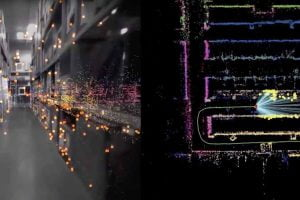 """Mit Googles """"VPS"""" findet man in Gebäuden schneller ans Ziel. Die Indoor-Navigation soll bis auf wenige Zentimeter genau arbeiten."""