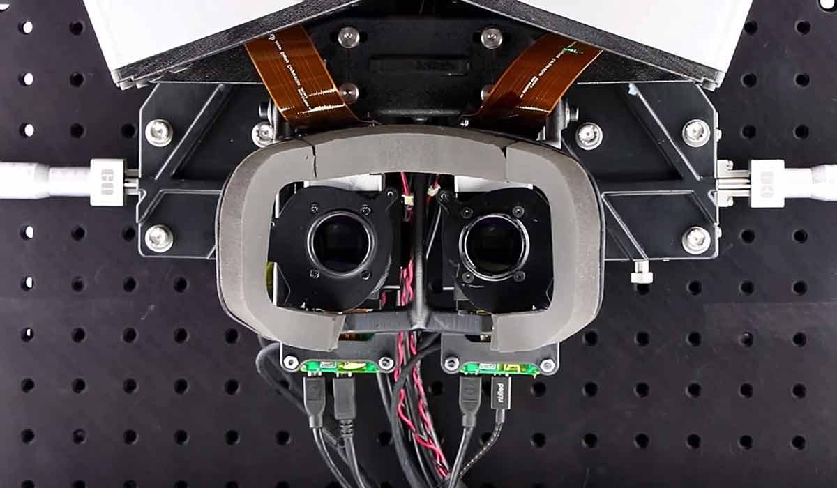 Oculus VR arbeitet an einer Displaytechnologie, die den natürlichen Fokus des Auges auf mehrere Tiefenebenen mit der VR-Brille ermöglicht.