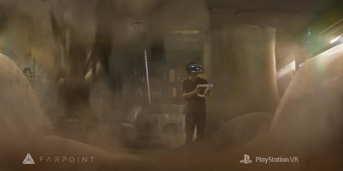 """Die neue Kampagne """"Two Worlds"""" für Playstation VR soll visualisieren, was es bedeutet, in die Virtual Reality einzutauchen."""