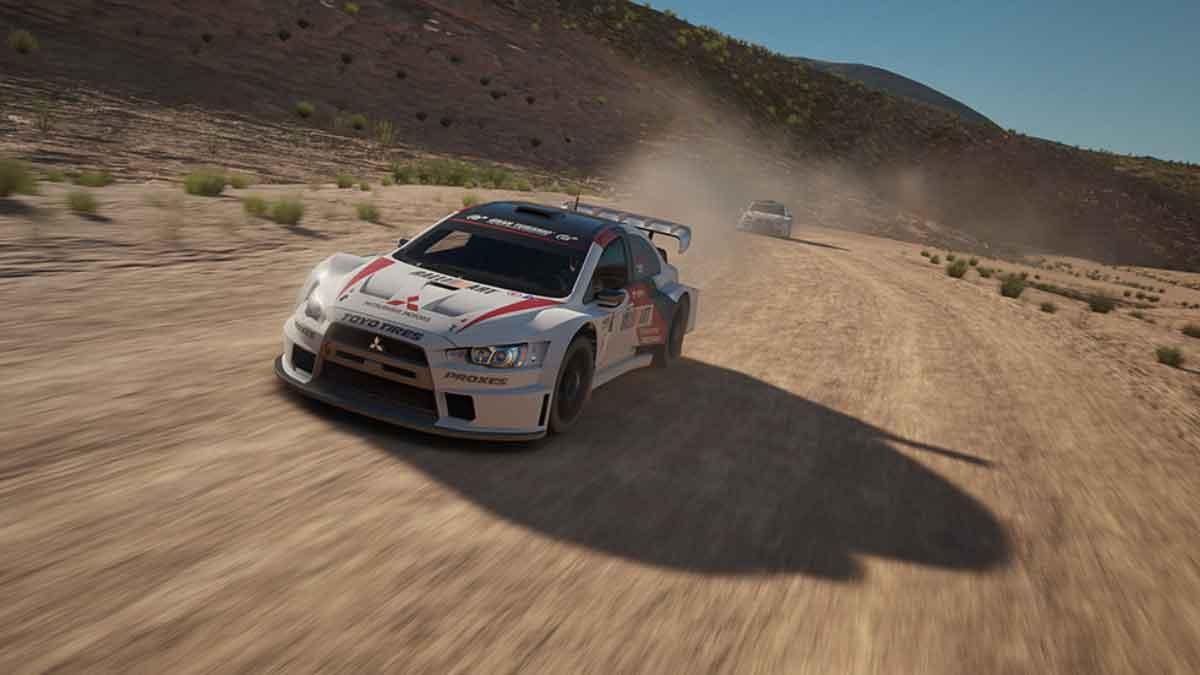 """Der Virtual-Reality-Modus des Rennspiels Gran Turismo soll laut dem Schöpfer Kazunori Yamauchi """"an der Spitze der Industrie"""" stehen."""