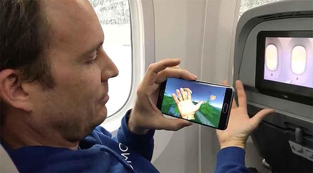 Konkurrenz für Leap Motion: Ein schwedisches Unternehmen bietet Echtzeiterfassung von Hand- und Fingerbewegungen ohne Spezialkamera.