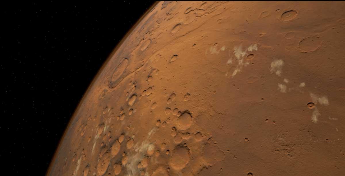 """""""Mars 2030"""" wurde Ende 2015 erstmals angekündigt. Nach vielen Verspätungen startet nächsten Monat endlich die virtuelle Marsmission."""