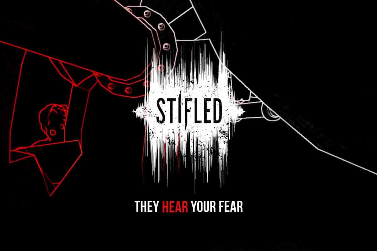 In Stifled schlüpft man in die Rolle eines Blinden, der die Umgebung nur mit Hilfe von Geräuschen und Lauten wahrnimmt.