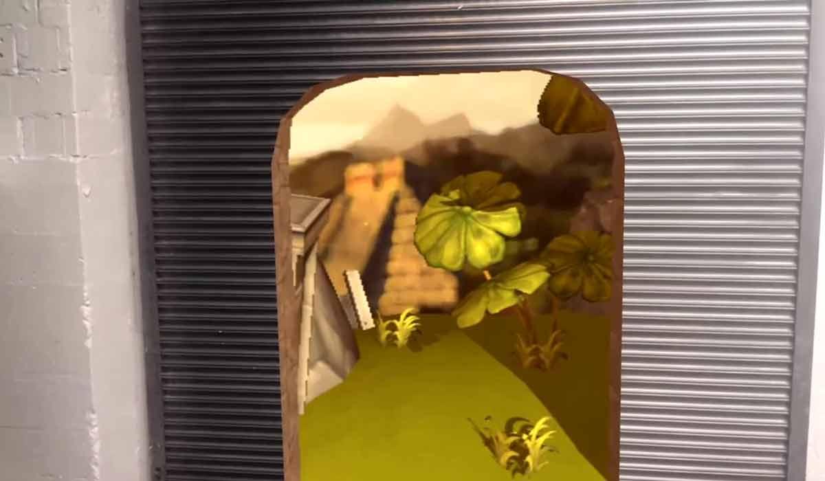 Das auf Augmented Reality spezialisierte Entwicklerstudio 8ninth zeigt, dass man mit Apples ARKit einen Regenwald in der Garage verstecken kann.