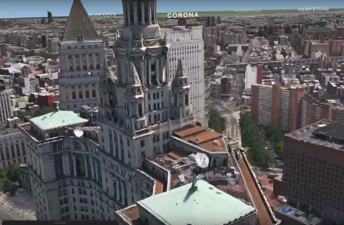 Ein neues Feature für Apple Maps könnte eine App wie Google Earth VR für HTC Vive ermöglichen. Apples ARKit läuft bereits im Hintergrund.