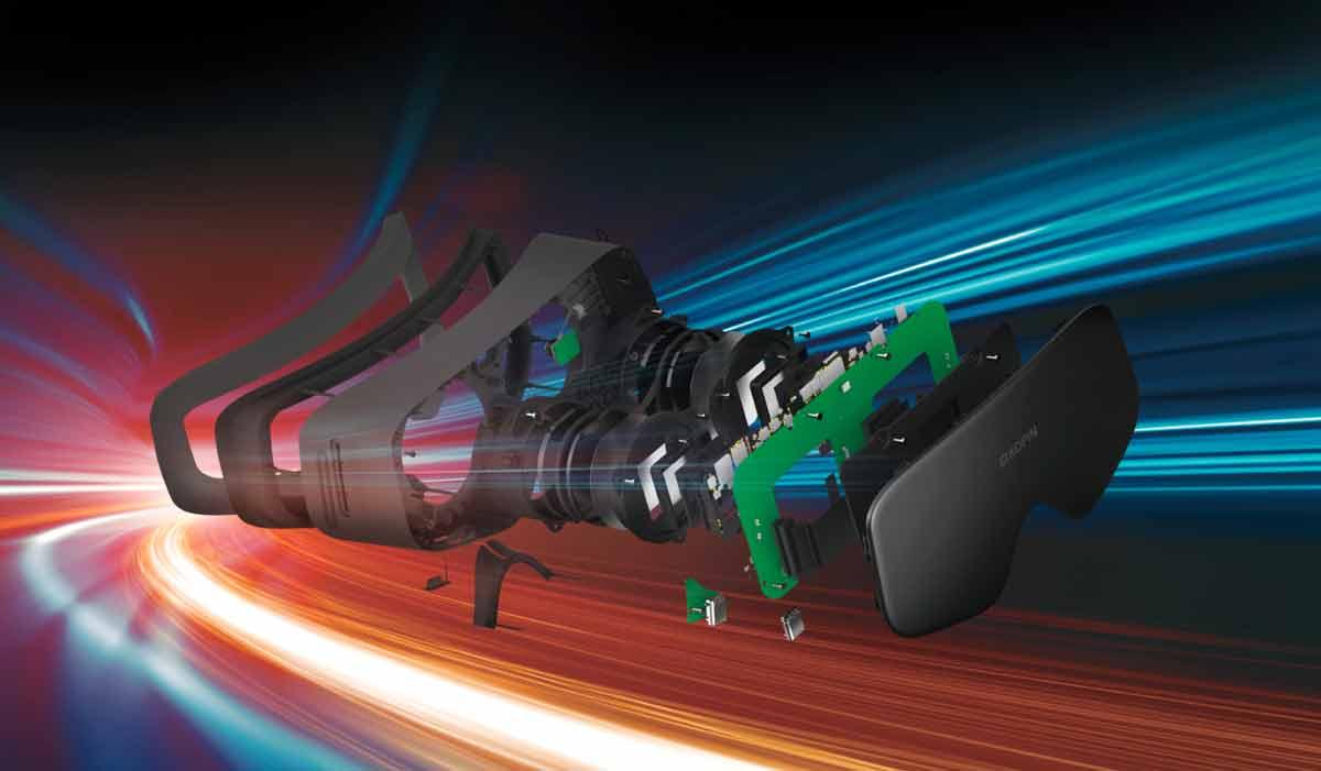 """Neue VR-Brille """"Elf VR"""": Klein, leicht und hochauflösend *Update*"""