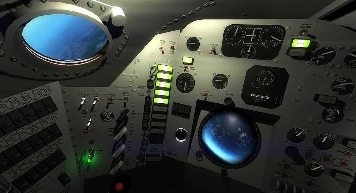 """Oculus Rift: """"Mit der Kiste soll ich ins Weltall fliegen!?"""""""